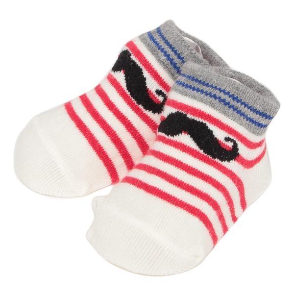 子供も一緒!おしゃれは足元から!子供の靴下事情を探ってみよう!!のサムネイル画像