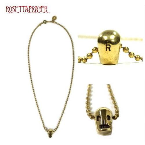 真鍮アクセサリー ブランド〔ROSETTAロゼッタ〕をご紹介します。のサムネイル画像