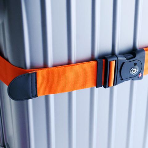 旅行に行く時、【スーツケースのベルト】使っていますか??のサムネイル画像