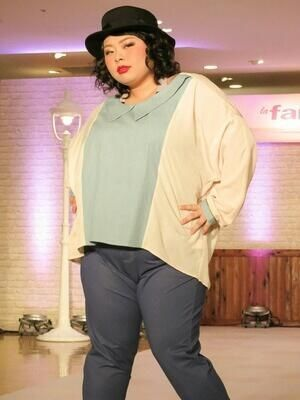 【大きいサイズ】の可愛いポロシャツが欲しい時はどこで買う??のサムネイル画像