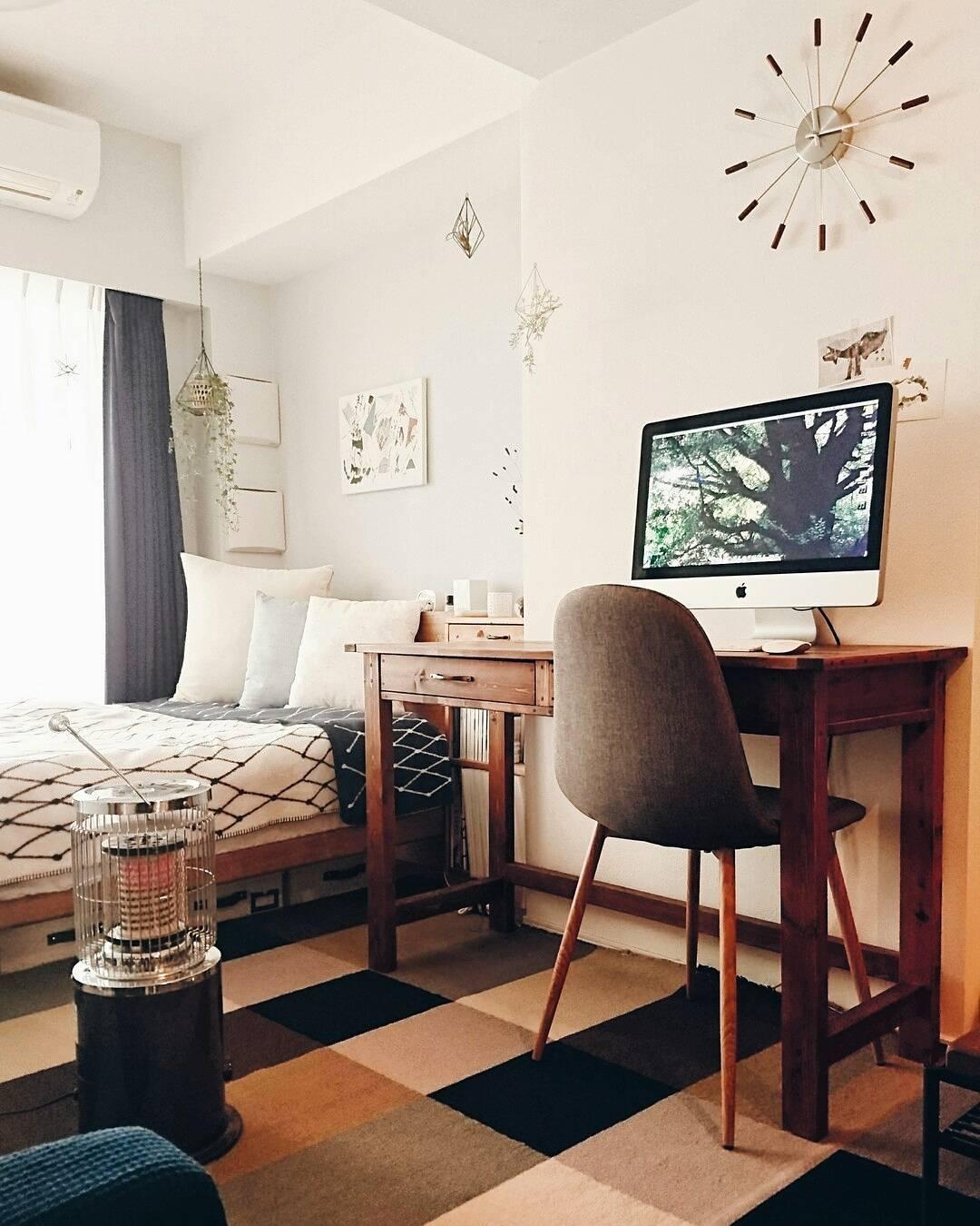 【一人暮らし部屋、もっと素敵に】インテリアコーディネートのヒント集のサムネイル画像