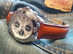 パイロットの計器ブライトリング対応の腕時計用ベルトをご紹介! のサムネイル画像