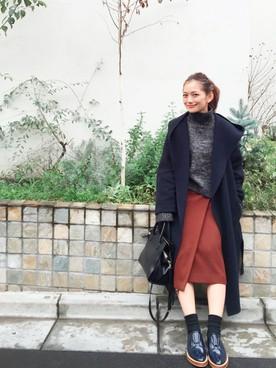 冬の必須アイテム☆かわいいコートでおしゃれな冬を楽しもう!!のサムネイル画像
