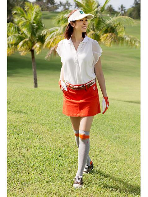 スポーツする時だっておしゃれしたい!レディースゴルフウェア特集♡のサムネイル画像