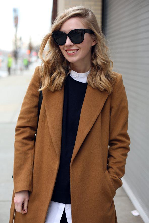 キャメル色コートが可愛い?!キャメル色コートの可愛い着こなし特集のサムネイル画像
