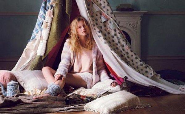 おしゃれな女子は部屋着だって手抜きなし!おしゃれな部屋着特集!のサムネイル画像