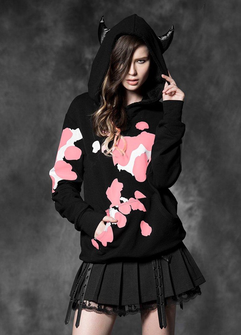 Rockカッコいい女子にはレディースパンクファッションがおすすめのサムネイル画像