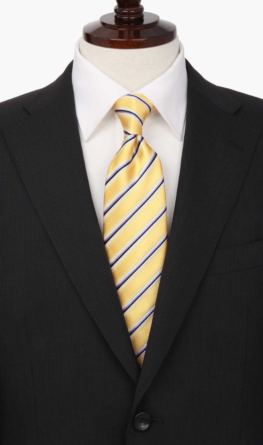 【意外と知らない】すぐ使えるネクタイの結び方講座【簡単お洒落】のサムネイル画像