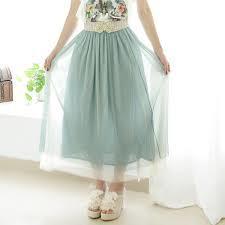 脚長効果抜群のロングスカートをご紹介!夏は女性らしく決めてみて!のサムネイル画像