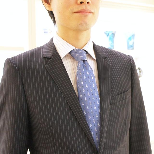 ネクタイがおしゃれな男性はかっこいい!?どんなネクタイが人気?のサムネイル画像