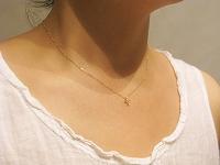 洗練された美しさを演出してくれる金のネックレスは女性の憧れ♡のサムネイル画像