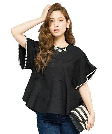 今すぐ買い足したい♡半袖ブラウスが可愛すぎる!ブラウスコーデ☆のサムネイル画像