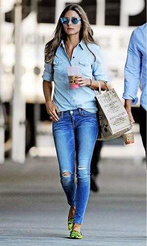 今年もジーンズがアツい!トレンドのおしゃれな着こなし方はコレ!のサムネイル画像