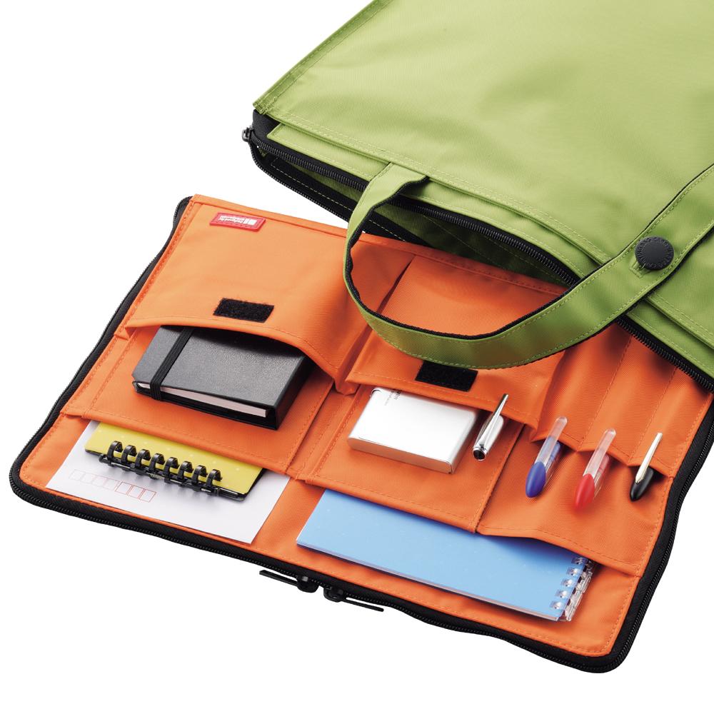 通勤・通学に役立つ【バッグインバッグa4】サイズを紹介します♪のサムネイル画像