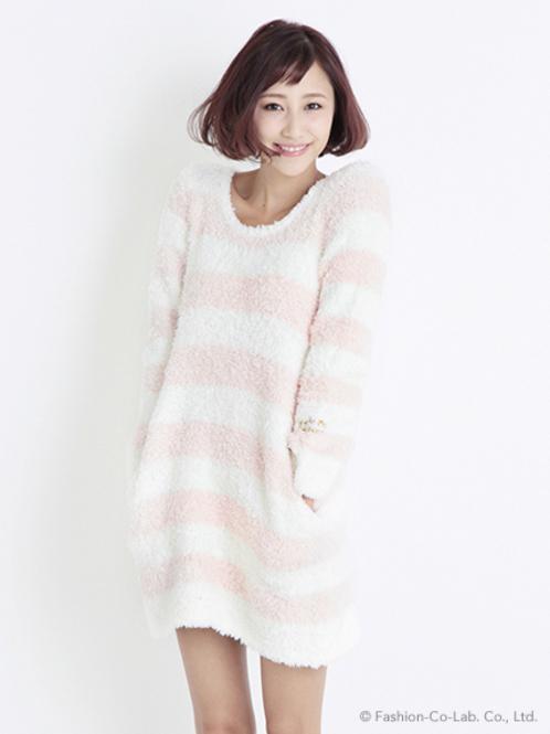 大人気!もこもこ素材のパジャマ・ルームウェアを紹介しますのサムネイル画像