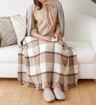 《ブランド別》プレゼントにもOK!ひざ掛けで寒さを乗り切ろう!のサムネイル画像