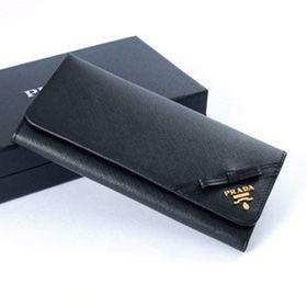 《人気ブランド》女性の憧れ♡プラダの財布をご紹介しちゃいます!のサムネイル画像