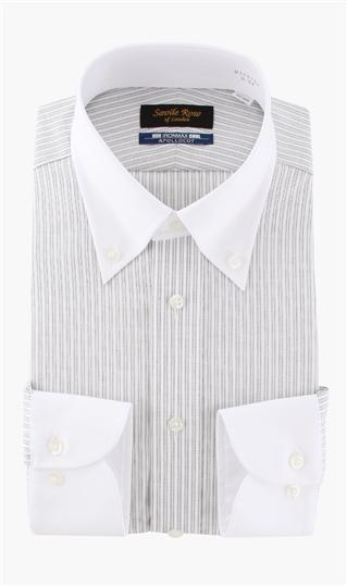 夏でも冬でも着れる長袖のワイシャツがある。あなたは長袖派?のサムネイル画像