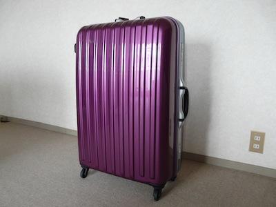 【大型スーツケース特集】使用日数別!おすすめスーツケースを紹介のサムネイル画像