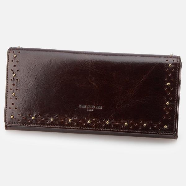 おしゃれがたくさんのコムサデモードの人気の財布をご紹介!のサムネイル画像