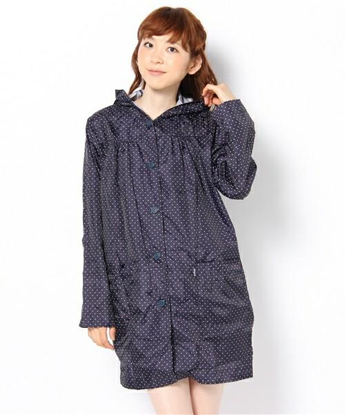 レインコートは雨の日の必需品☆おすすめのレインコートをご紹介☆のサムネイル画像