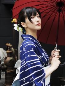 浴衣をシンプルに 美しく着こなして日本美人を目指しませんか?のサムネイル画像
