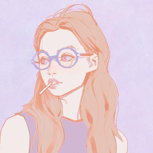 【かわいいは正義】魅力的なメガネで女の子のかわいいを実現♡のサムネイル画像
