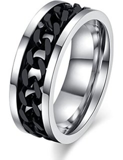 ステンレスの指輪は恥ずかしいは時代錯誤メリットいっぱいです。のサムネイル画像