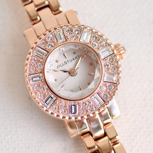 ジルスチュアートの時計で時間を見るたびにトキメキ時間をGETしようのサムネイル画像
