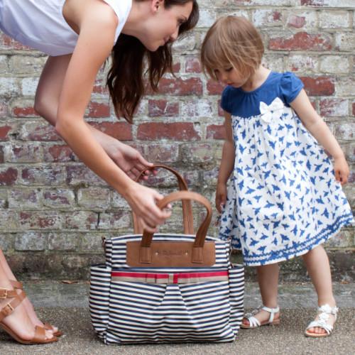 子育てを楽しくしてくれる!!おしゃれなマザーズバッグカタログ☆のサムネイル画像