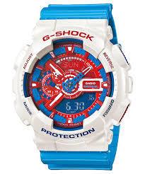 防水加工で便利なg-shockを身に着けたい!人気のデザイン紹介!のサムネイル画像