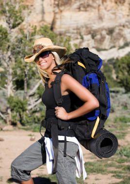 アウトドア好き山ガール必見☆おしゃれで機能的な登山用の帽子たち!のサムネイル画像