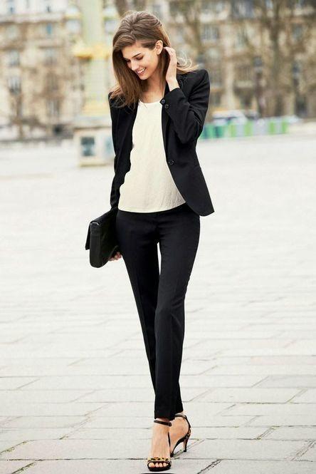 「黒のジャケット」はオンオフ使えるファッションアイテム♡のサムネイル画像
