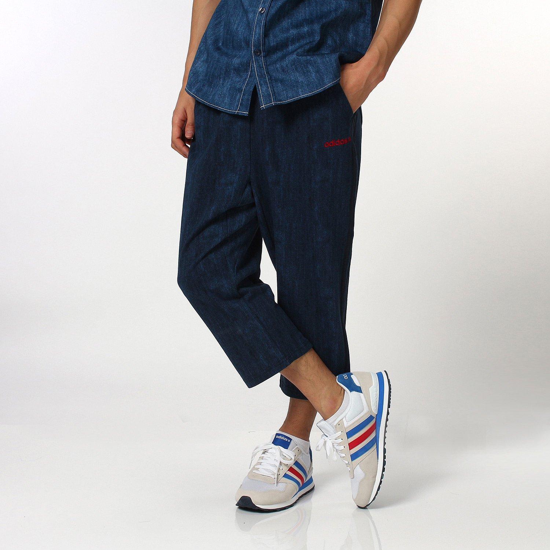 おしゃれな七分丈パンツをご紹介☆最近の人気の七分丈パンツは?のサムネイル画像