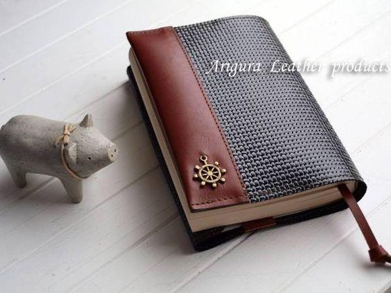 シンプル&可愛い!いつも持ち歩きたいB6手帳カバーのデザインのサムネイル画像