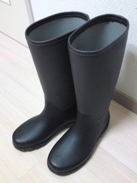 おしゃれで長持ち、しかも履き心地が抜群!無印良品の長靴を紹介♪のサムネイル画像