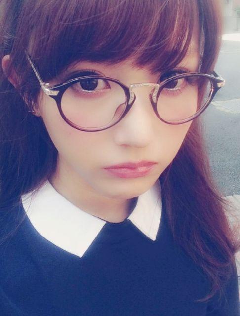 今年もメガネ女子が大流行♡かわいくておしゃれなメガネ画像まとめのサムネイル画像