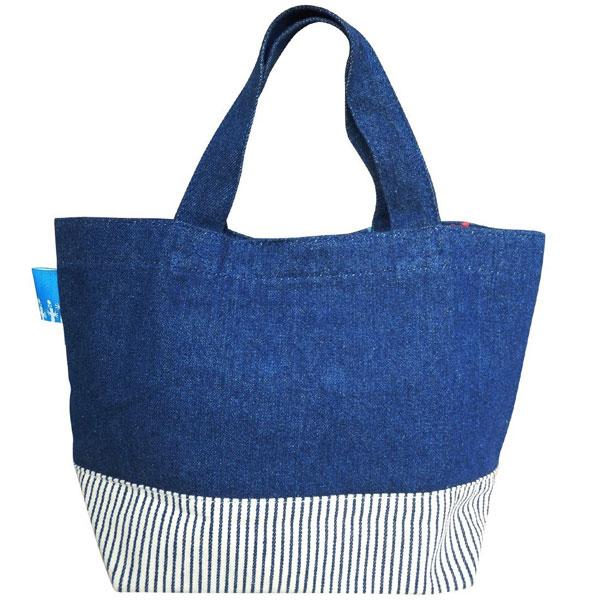 おしゃれなトート型のランチバッグを持っておでかけしよう☆のサムネイル画像
