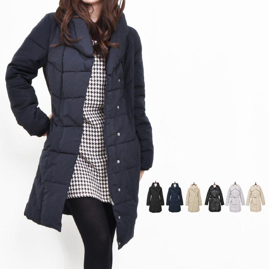寒い冬に大活躍のダウンコートを上手なコーディネートで着こなそうのサムネイル画像