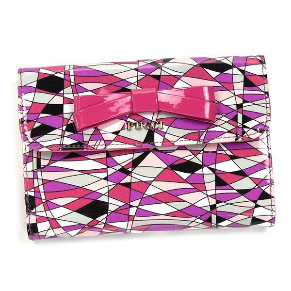 華やか財布と言えばプッチ☆鮮やか柄の財布にチェンジしよう!のサムネイル画像