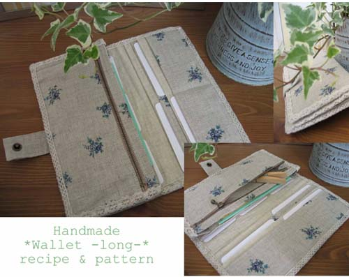 おしゃれで機能的な財布をハンドメイドで!財布の作り方まとめのサムネイル画像