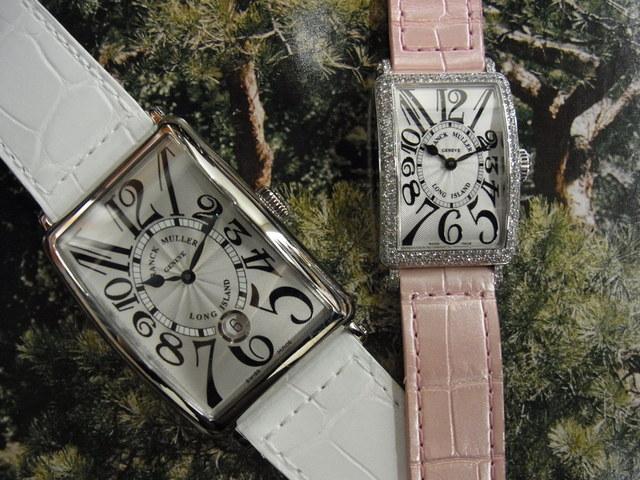 高級時計のフランクミュラー!モダンでオシャレな時計が見たい♪のサムネイル画像