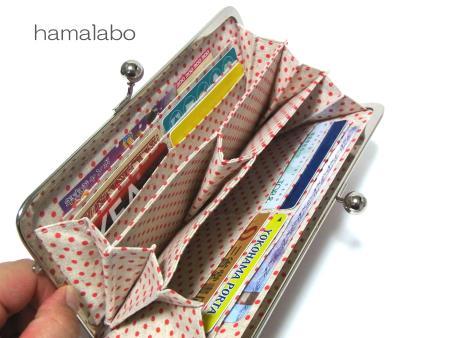デザイン、機能性から注目が集まっているがま口長財布を使おう!のサムネイル画像