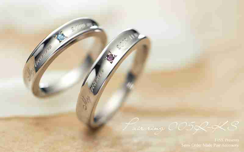 大切な人と一緒につけたい、おしゃれなペアの指輪を見つけよう♪のサムネイル画像