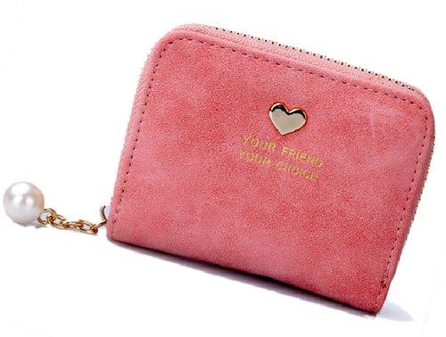 かわいくてお財布の中身も整理できる、小銭入れがおすすめ!のサムネイル画像