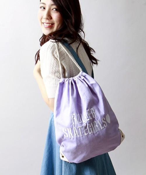 お手軽ファッションアイテム☆おしゃれなナップサックを紹介します☆のサムネイル画像