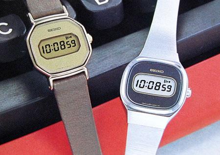 【レディース デジタル腕時計特集】注目のデジタル腕時計を紹介のサムネイル画像