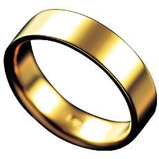 あなたの指にゴージャスキラリ!金の指輪を「あなたのもの」に!のサムネイル画像