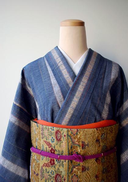 着物美人になりたい!紬を着こなしを学んでおしゃれになろう!のサムネイル画像