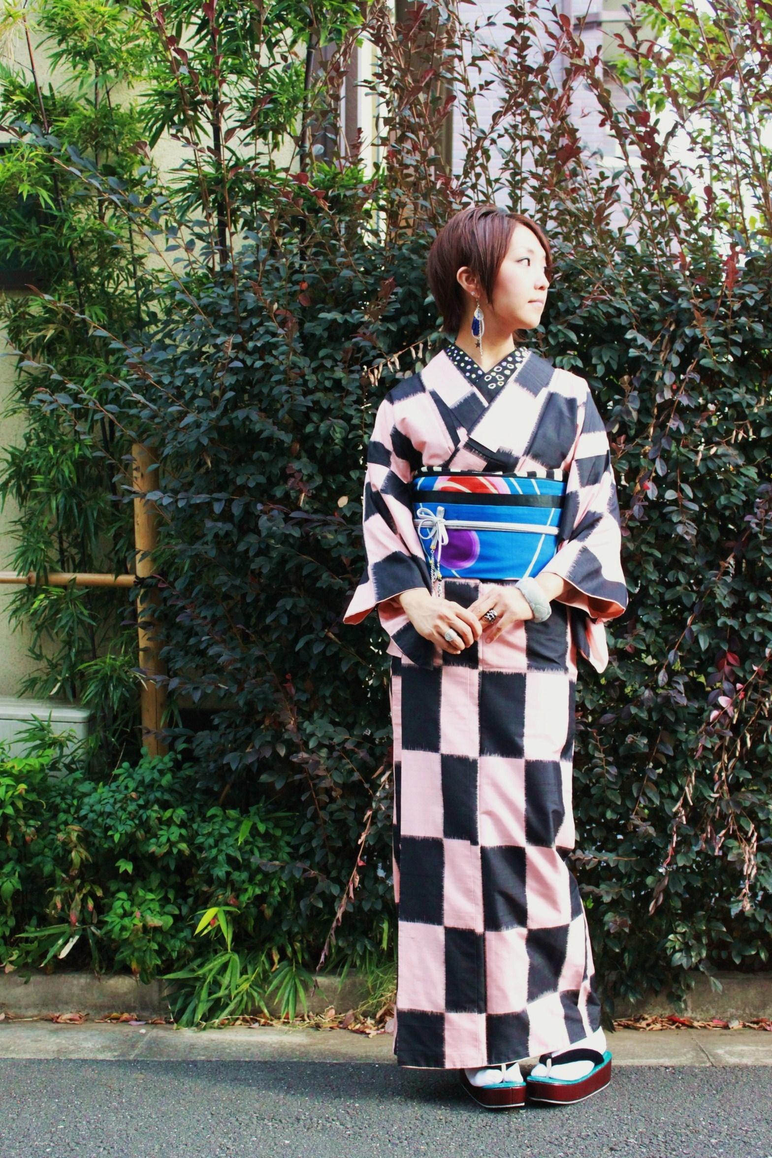 和装が似合うようになりたい!おしゃれな浴衣や着物をご紹介します☆のサムネイル画像